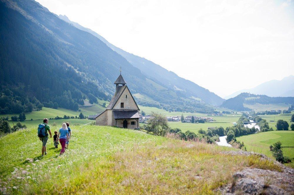 La serena vita contadina al maso Wurzerhof