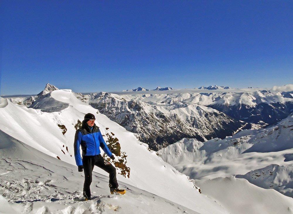 Winterliche Aktivitäten abseits der Skipisten