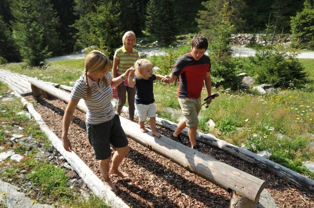 Sportliche Freizeitaktivitäten im Urlaub in Ratschings